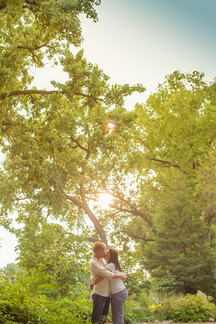 "Kim, Travis, Minneapolis, Engagement, Engaged, Couple, ""Stone Arch Bridge"", ""St. Anthony Main"", ""Boom Island"", Sunset, Stairs"