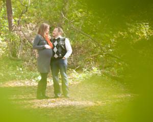 Dustin + Amanda | Maternity