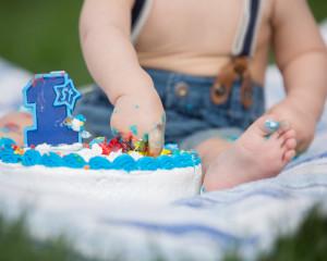 Lodin Family | Wyatt Twelve Months